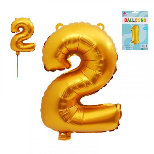 Балон - Цифра 2