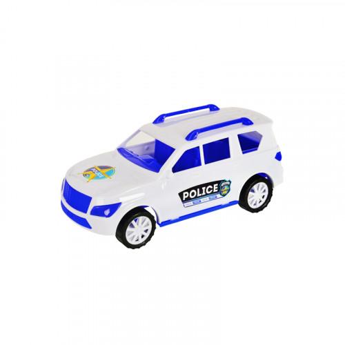 Полицейски джип
