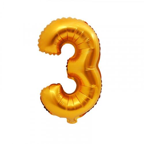 Балон - Цифра 3