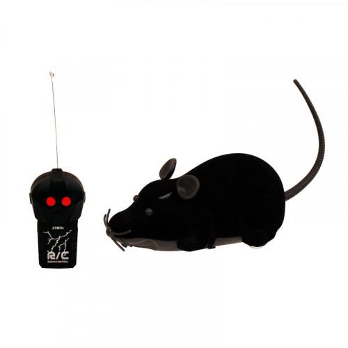 Мишка с РК /черен/