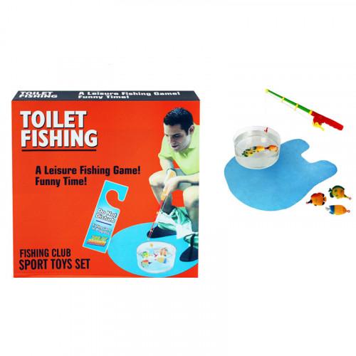 Риболов за тоалетна