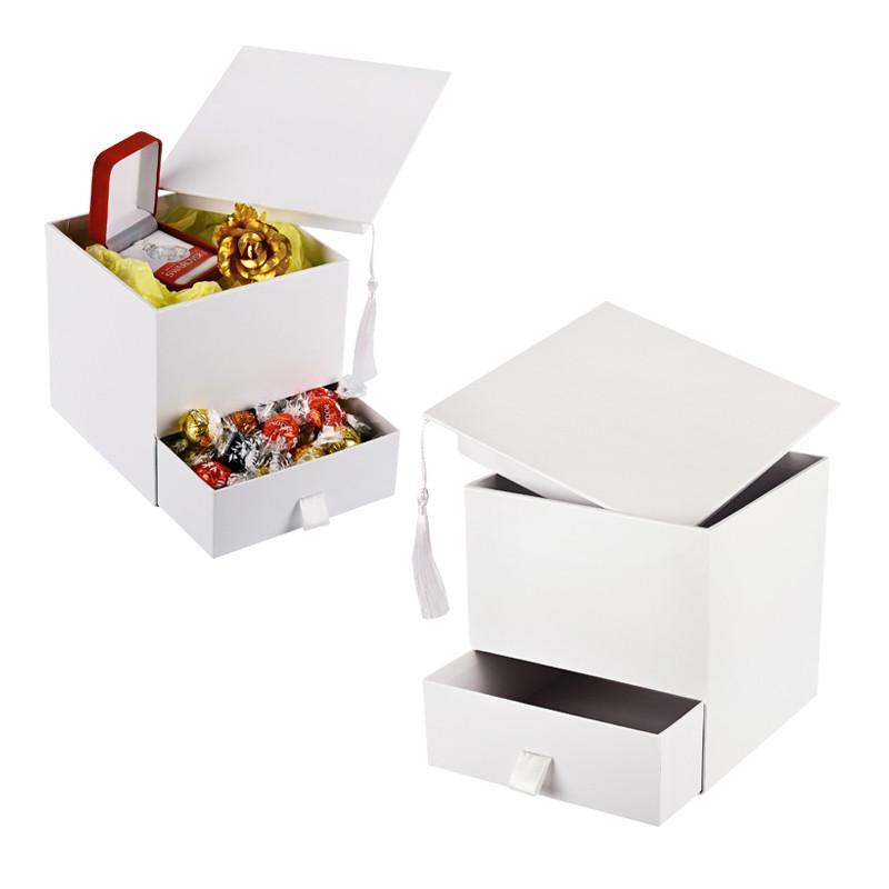 Подаръчна кутия Дипломиране Квадрат